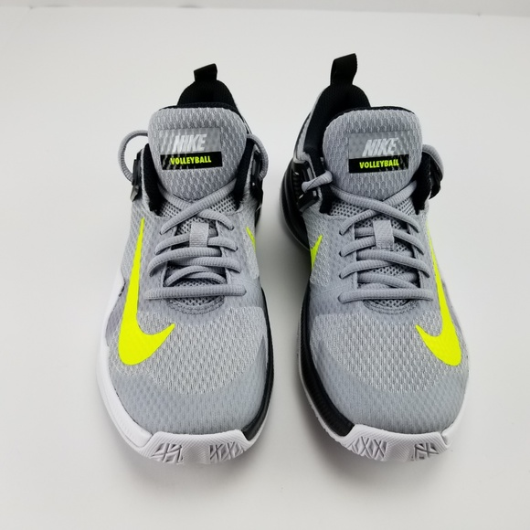 finest selection f47df 449e7 Nike Volleyball Air Zoom Hyperace Grey Shoes 8